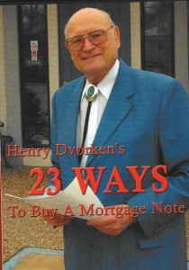 23 Ways To Buy A Mortgage Note