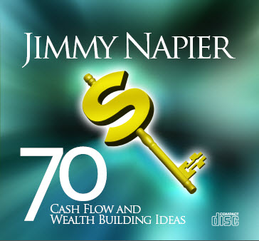 70 Cash Flow Ideas by Jimmy Napier