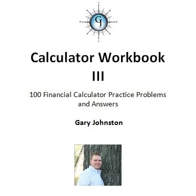Calculator Workbook III