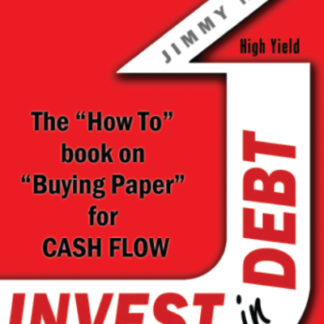 Invest in Debt by Jimmy Napier