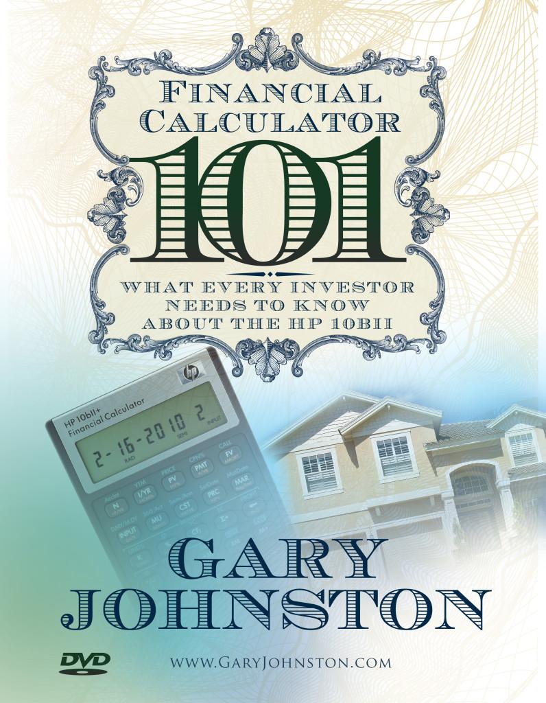 Financial Calculator 101