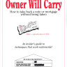 Owner Will Carry by Bill Broadbent