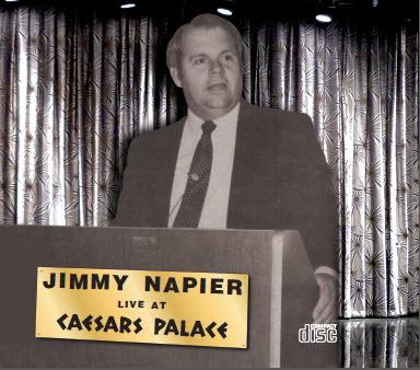 Live at Caesar Palace by Jimmy Napier