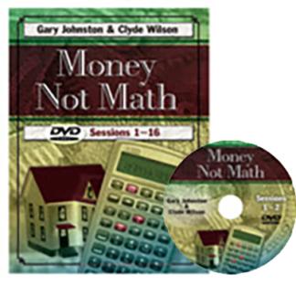 Money Not Math DVD