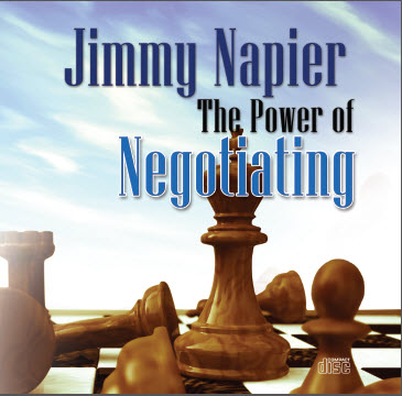 Power of Negotiating by Jimmy Napier