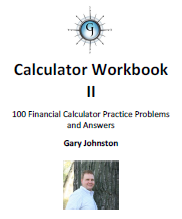 Calculator Workbook II